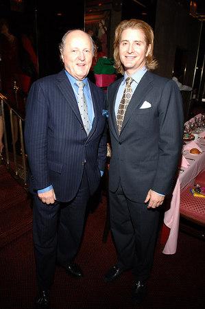 Mario Buatta & Eric Javits