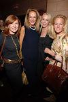 Nicole Miller, Cece Cord, ? & Muffie Potter Aston