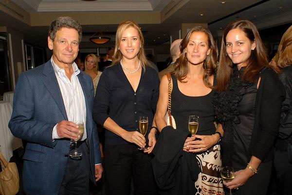 ?, Christine Cachot, Kathy Angele & Eva Dillon