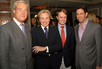 Philip Warner, Geoffrey Bradfield, Roric Tobin & Jim Brodsky