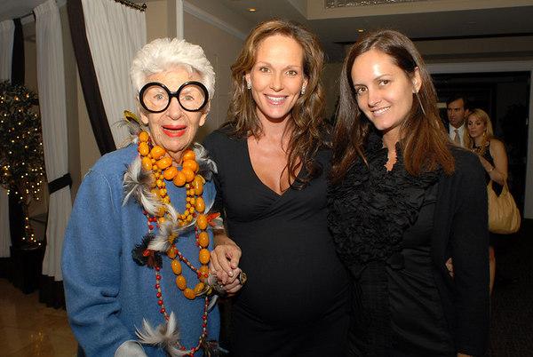 Iris Apfel, Clo Cohen & Eva Dillon