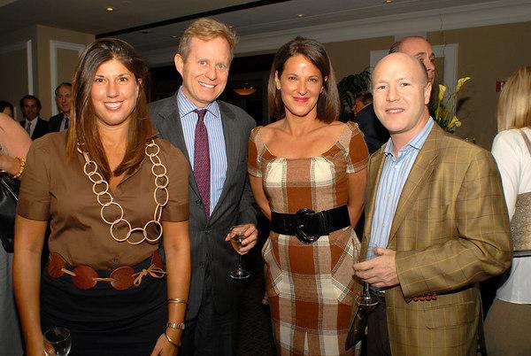 Cricket Burns, Phil McCarthy, Julie Dannenberg & Guy Regal