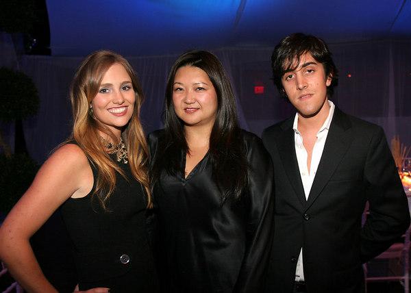 Gillian Hearst-Shaw, Susan Shin & Joshua Gaynor