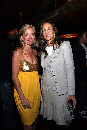 Rachel Hovnanian & Marcia Mishaan