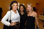 Fabiola Beracasa, Payal Chaudhri & Susie Block Casdin