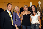 Adam & Kate Goodman, Susie Block Casdin & Tracy Paul