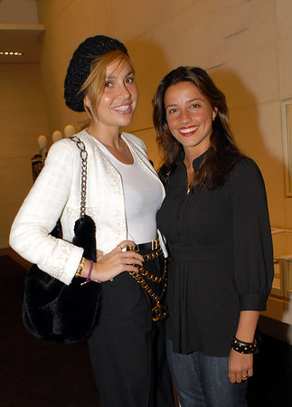 Fabiola Beracasa and Shoshanna Lonstein Gruss