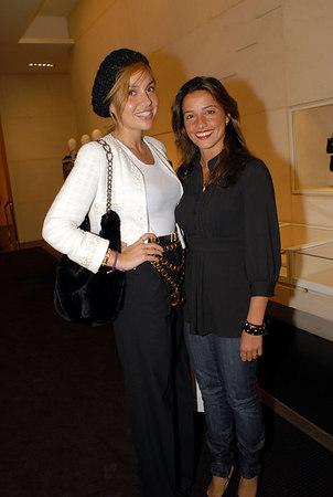 Fabiola Beracasa and Soshanna Gruss
