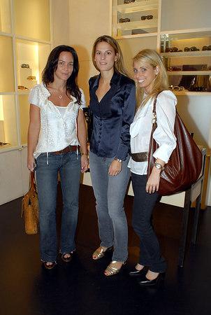 Tracy Paul, Brooke Jaffe & Alexa Susser