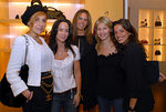Fabiola Beracasa, Tracy Paul, Anne Waterman, Susie Block Casdin & Soshanna Gruss