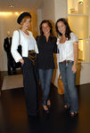 Fabiola Beracasa, Shoshanna Lonstein Gruss & Tracy Paul