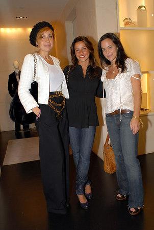 Fabiola Beracasa, Shoshanna Lonstein Gruss & Tracy Paul