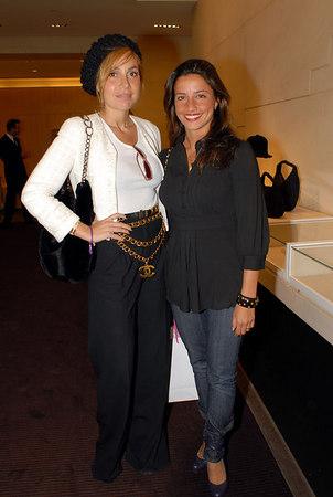 Fabiola Beracasa & Soshanna Gruss