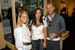 Alexa Susser, Tracy Paul and Mike Barclay