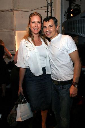Christine Cachot & Gustavo Arango
