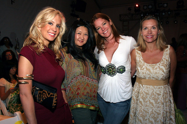 Tracy Stern, Susan Shin, Mona Wyatt & Christina Wood