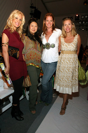 Tracy Stern, Susan Shin, Mona Wyatt & Christina Wood