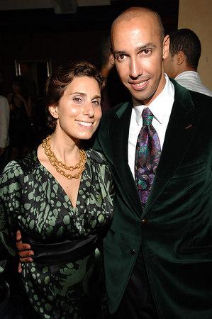 "Laura Livingston Rubin & <a href=""http://hishamoumlil.com/"">HISHAM OUMLIL</a>"