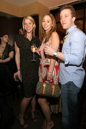 Cece Gehring, Liz Durand & Martin Dawson