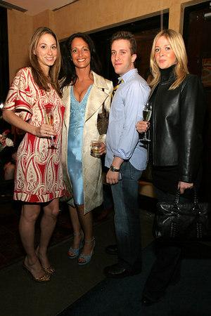 Liz Durand, Emma Snowdon Jones, Martin Dawson & Helena Kavanagh