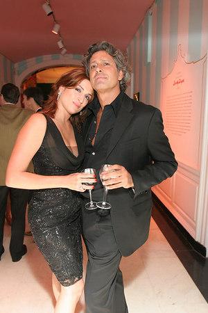 Dr. Vanessa Newman & Carlos Souza