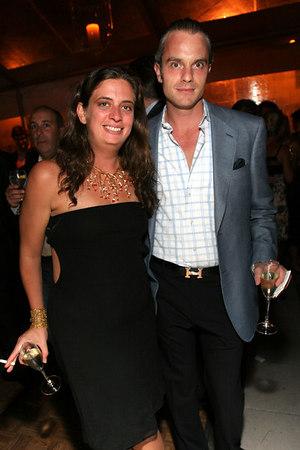 Georgina Schaeffer & Phillip Thomas