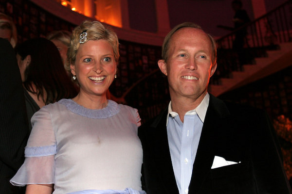 Cynthia Lufkin and Mark Gilbertson