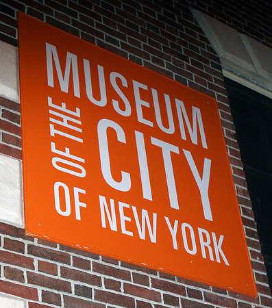 New York After Dark: Museum of the City of New York