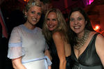 Cynthia Lufkin, Valesca Guerrand Hermes and Kristina Stewart Ward