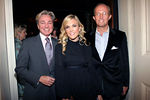 Geoffrey Bradfield, Tinsley Mortimer and Mark Gilbertson