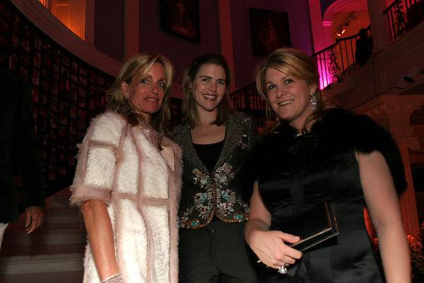 Rachel Hovnanian, ? & Samantha Topping