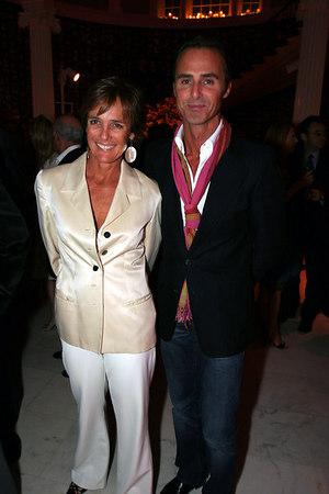 Lara Pulitzer & Antony Todd