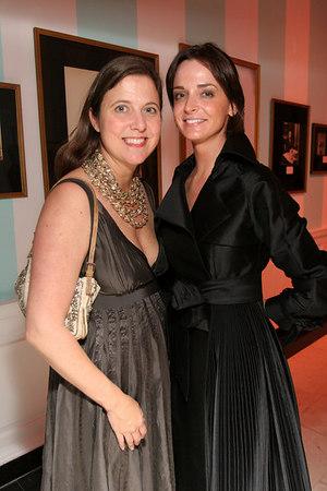 Kristina Stewart Ward and Annie Churchill