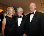 Daisy & Paul Soros with Paul Guenther
