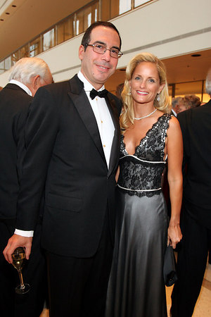 New York Philharmonic Opening Night Gala, a celebration of the New York Philharmonic's 165th Season