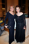 Barbara Walters & Evelyn Lauder