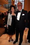 Coco Kopelman with her husband Arie L. Kopelman