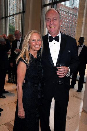Karen LeFrak & Paul Guenther (NY Philharmonic chairman)