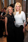 Karen LeFrak & Cynthia Lufkin at Lincoln Center for New York Philharmonic Opening Night Gala, a celebration of the New York Philharmonic's 165th Season