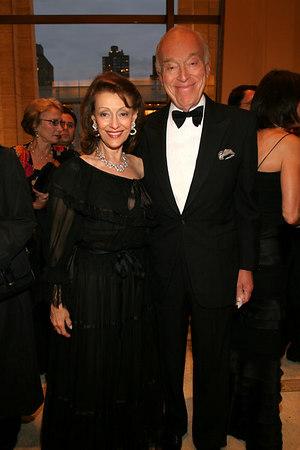 Evelyn Lauder & Leonard Lauder