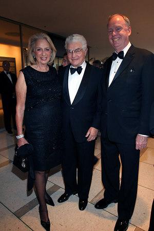 Daisy Soros, Paul Soros & Paul Guenther (NY Philharmonic chairman)