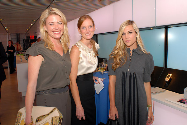 Amy McFarland, Jordan Daly, Tinsley Mortimer