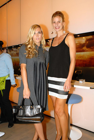 Annelise Peterson & Tinsley Mortimer