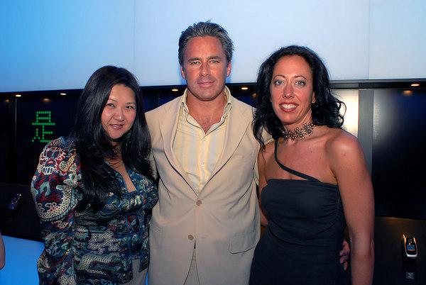 Susan Shin, Campion Platt & Tatiana Platt