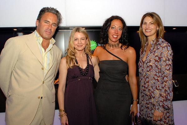 Campion Platt,  Kelly Behun Sugarman,Tatiana Platt,& Blair Clarke