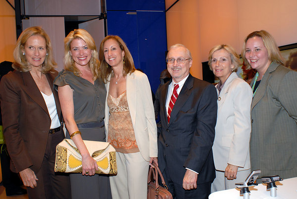 Susan Burden, Amy McFarland, Susan Magazine, John Mattingly, Joan Morgan and Amanda Martineti