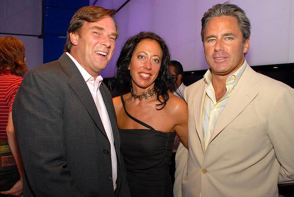 Bill Smith, Tatiana Platt & Campion Platt