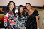 Dayssi Olarte de Kanavos, Susan Shin & Vanessa Weiner von Bismarck