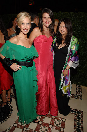 Tracy Stern, Lydia Fenet & Susan Shin