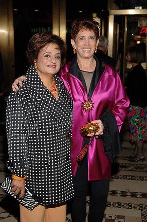 Mona Makram-Ebeid and Beth Rudin DeWoody